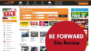 BE FORWARD Used Car Site Review