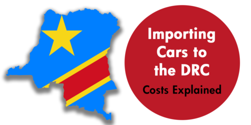 How to Import a Car to the Democratic Republic of Congo