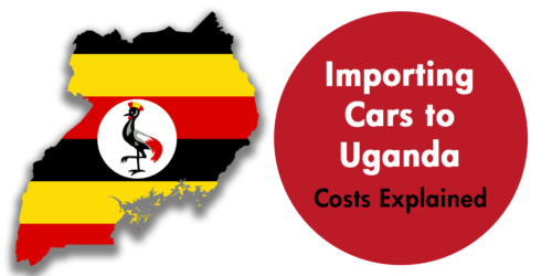 Cost Of Importing A Car From Japan To Uganda