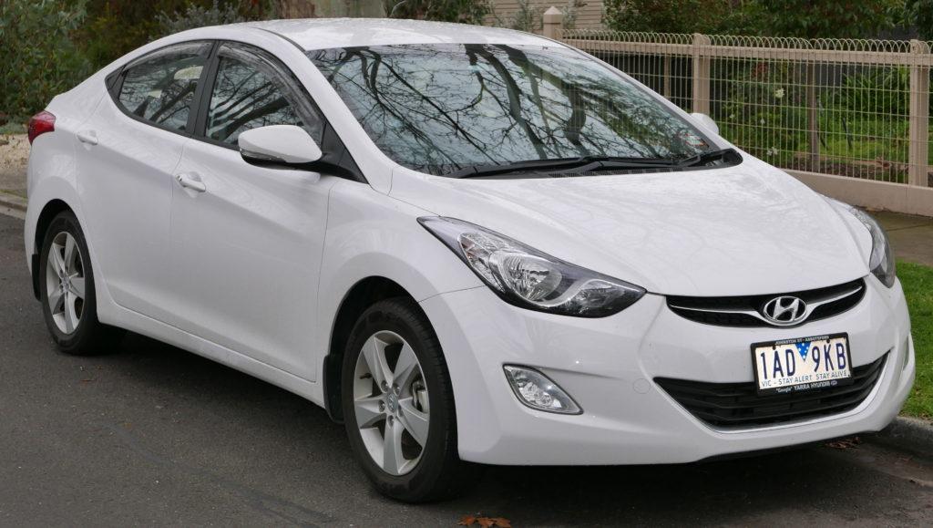 Used Hyundai Elantra - JapanCarReviews
