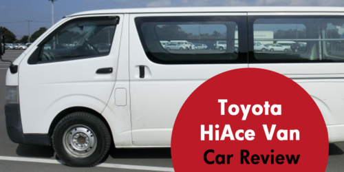 Used Toyota HiAce Van Review