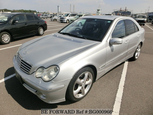 cheap used mercedes c-class vehicles from BE FORWARD