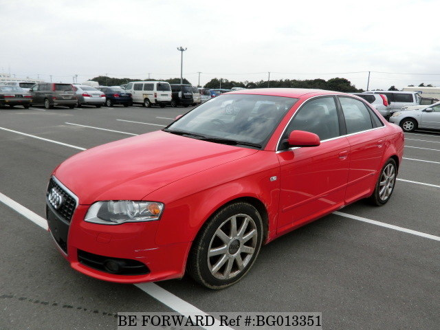 cheap used audi a4 prices from BE FORWARD