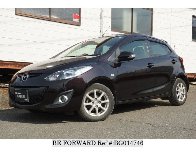 search for cheap mazda demio used prices from BE FORWARD