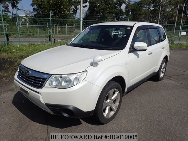 low cost used subaru forester at BE FORWARD