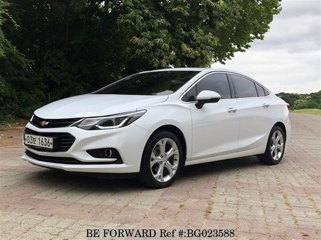 cheap used chevrolet cruze from BE FORWARD car exporter