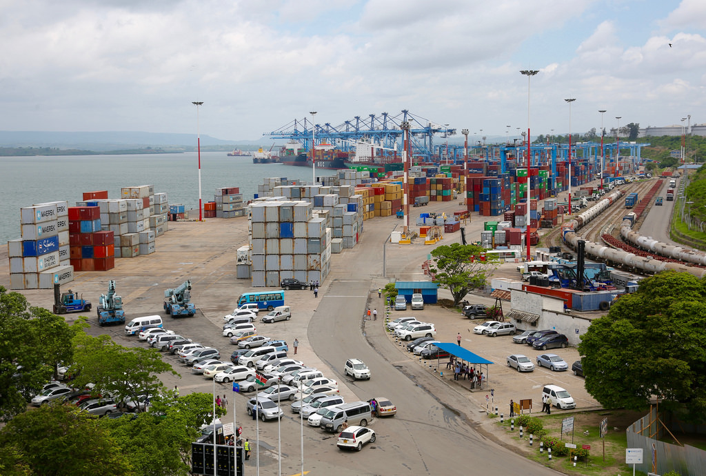ports for importing used cars from japan to africa