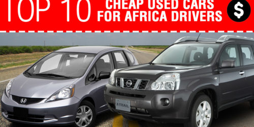 top 10 cheap cars to import from japan to africa