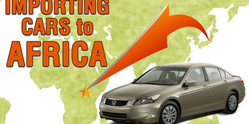 the true cost of importing a used car from japan to africa